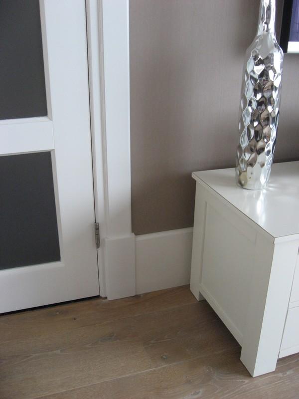 Architraven of deurlijsten