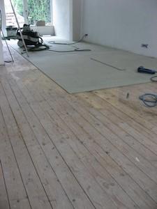 Ondervloer voor hout